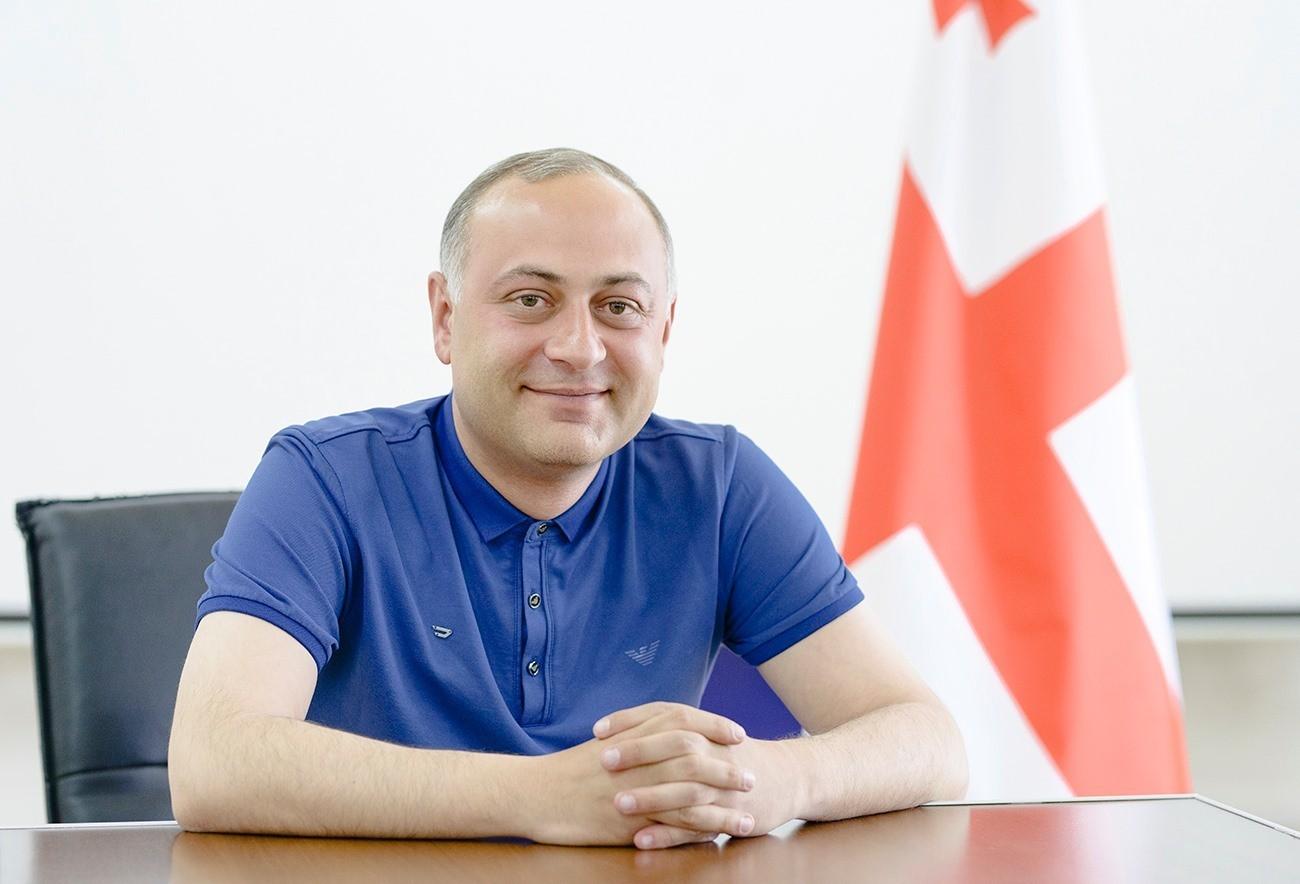 Valerian Mchedlidze