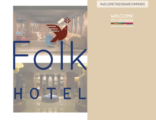 Folk Boutique Hotel – New Hotel Partner of the Welcome to Georgia! National Tourism Awards