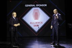 AWARD FOR CONTRIBUTION TO TOURISM DEVELOPMENT GNTA on behalf of Ministry of Economy and Sustainable Development of Georgia – Giorgi Tavadze, GMT President