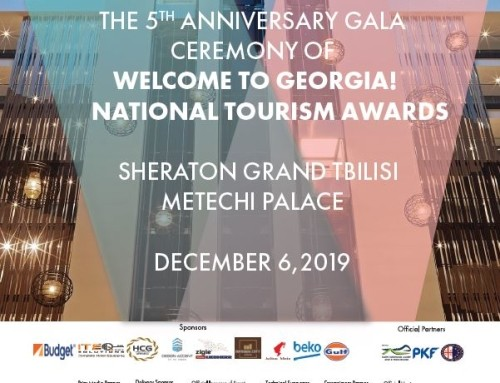The venue of the 5th Anniversary Welcome to Georgia! National Tourism Awards Gala Ceremony is already known