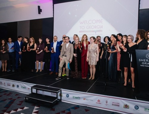 Welcome to Georgia! The Fifth Anniversary of the National Tourism Awards